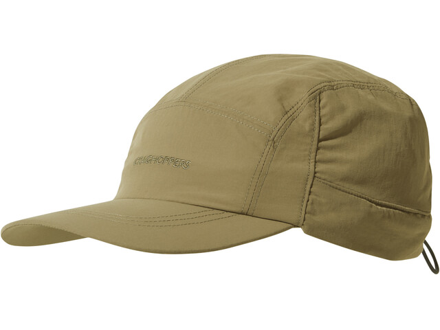 7fa4fa03c Craghoppers NosiLife Desert Hat Men pebble